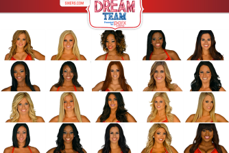 2013-2014 Dream Team Dancers